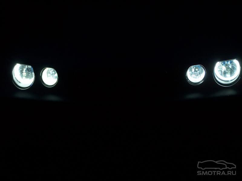 BMW 3er Compact (E46) Бэшка