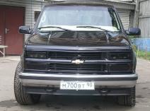 Chevrolet Tahoe (GMT410)
