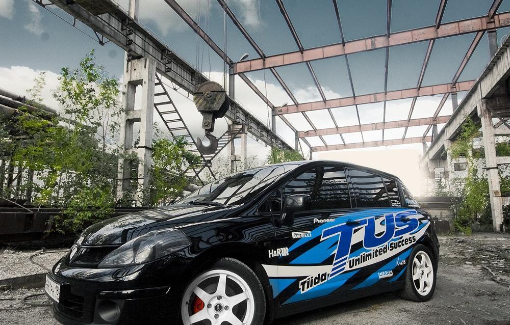 Nissan Tiida Hatchback Unlimited Success