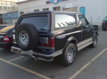 Ford Bronco I-IV