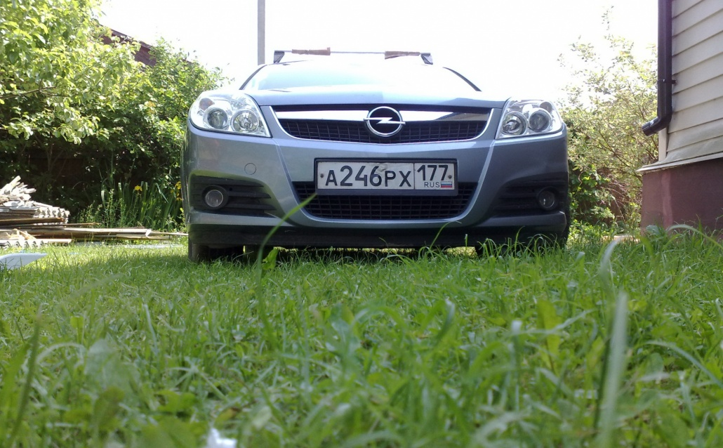 Opel Vectra C CC 2fat4you