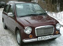 Subaru Bisto Type R