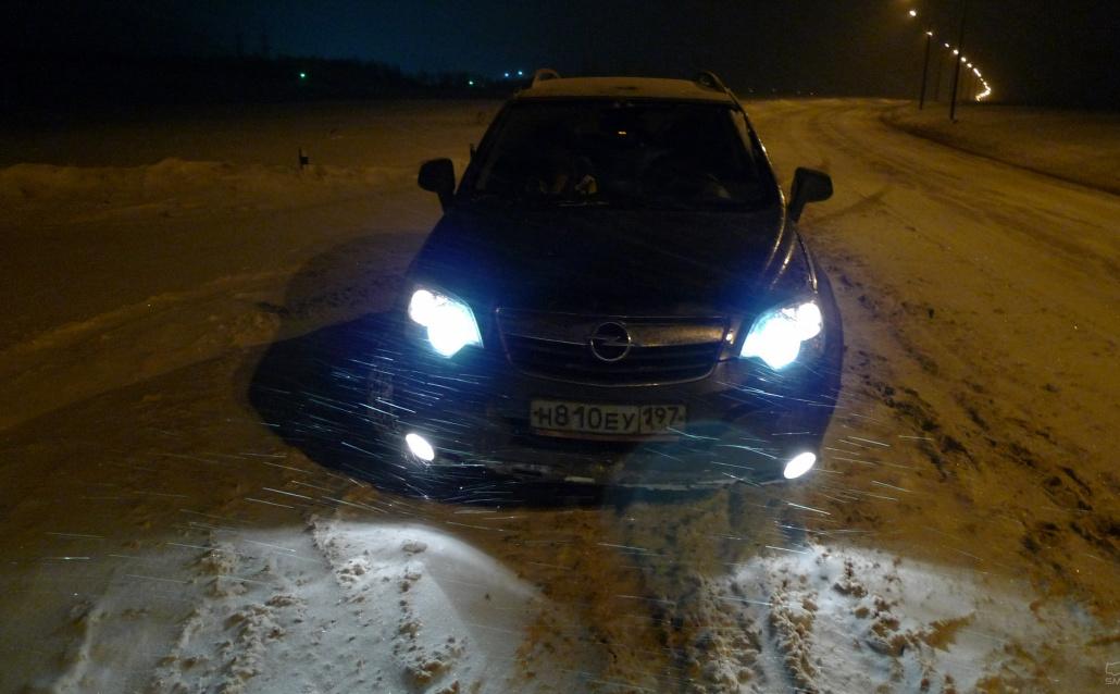 Opel Antara Cара