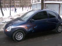 Ford KA II