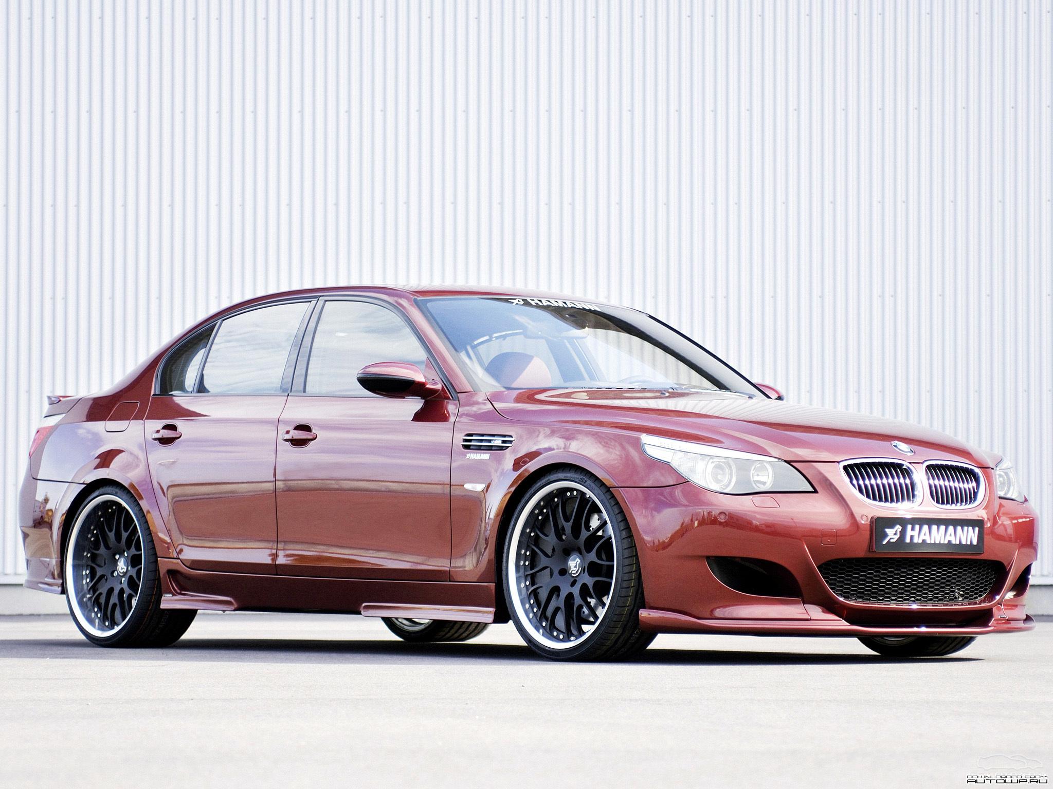 Лучшая фотография, картинка, изображение, фото автомобиля Hamann BMW M5.