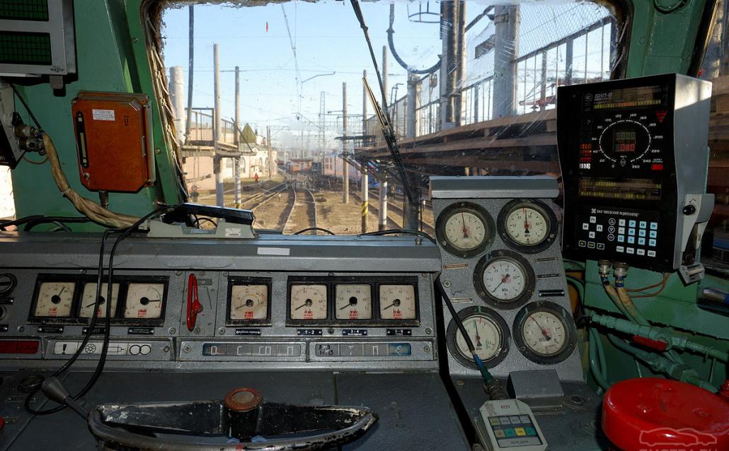 Электровоз ЧС2Т-1002