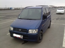 Daihatsu Move (L9)