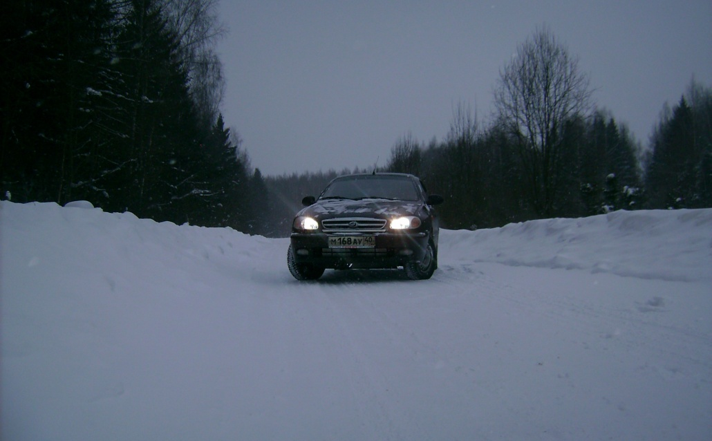 ЗАЗ Chance Hatchback Zender (продан)