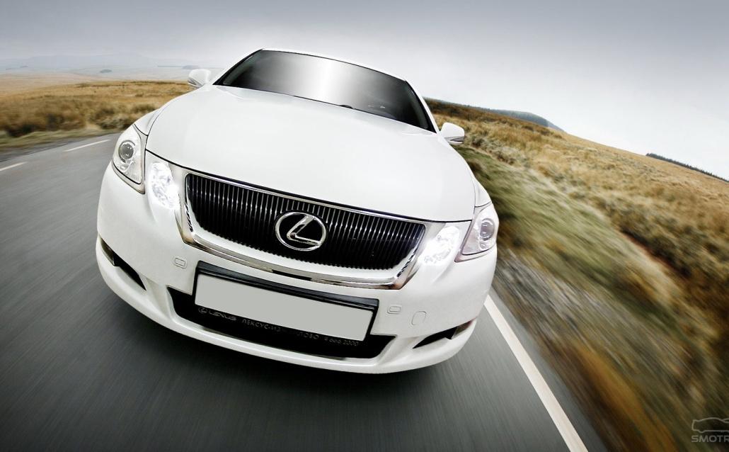 Lexus GS III Fulcrum
