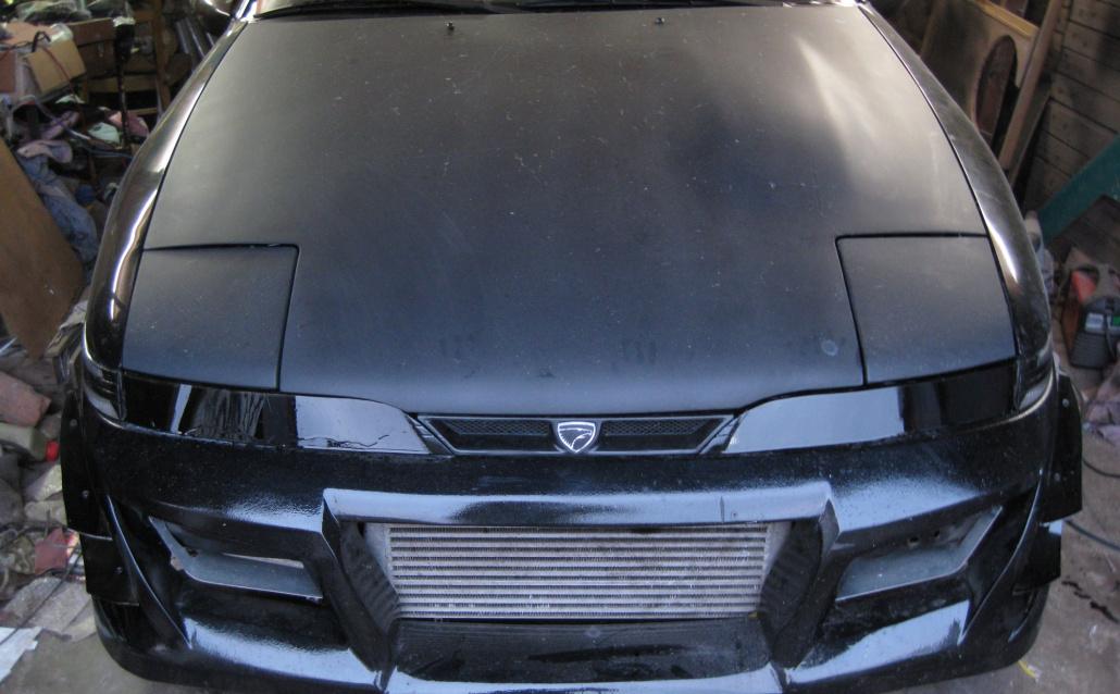 Черный ужас AWD Turbo