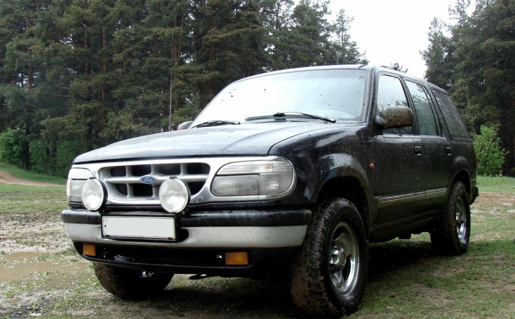 Ford Explorer (U2) FFE