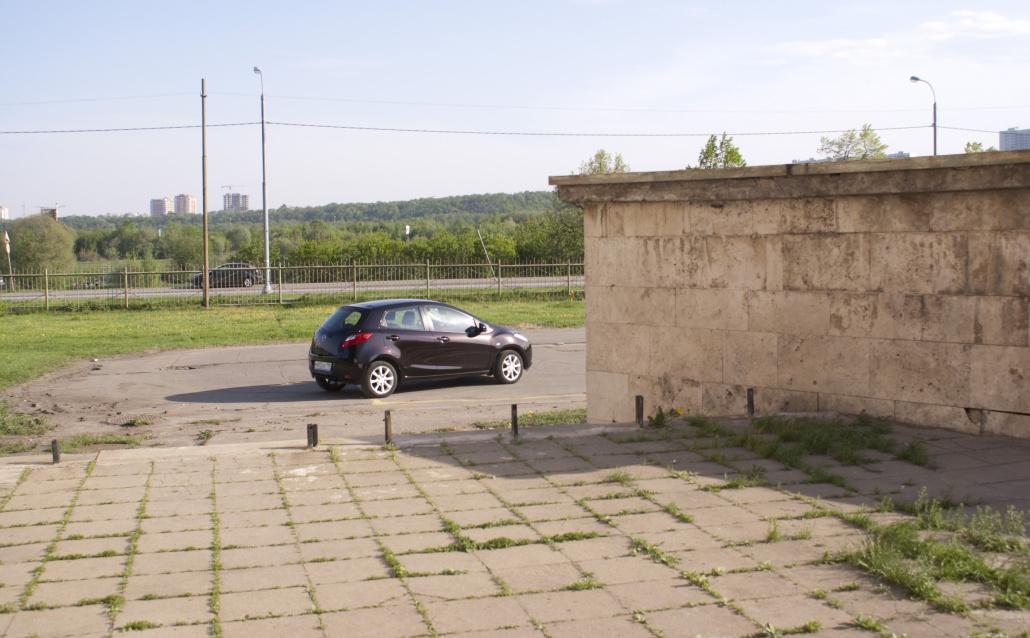 Mazda Mazda 2 мопедка