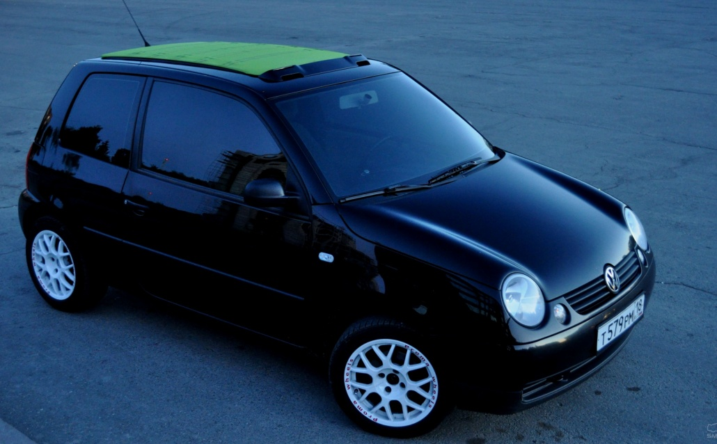 Volkswagen Lupo (6X) Лупик!