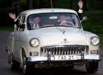 Владимир Путин и его автомобили