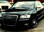 AUDI S8 «Black Chick!»