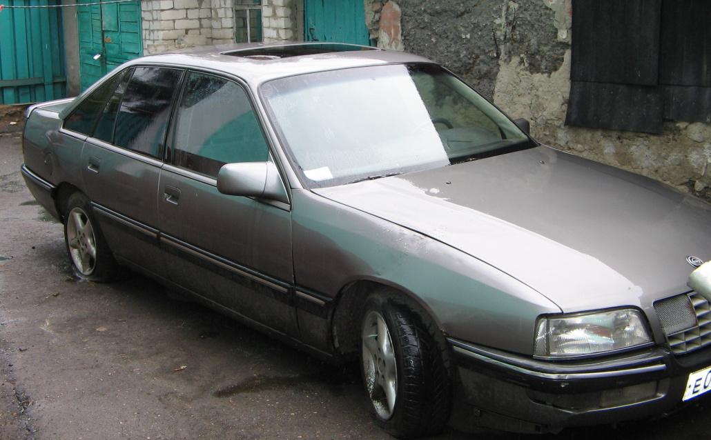 Opel Senator B Сеня