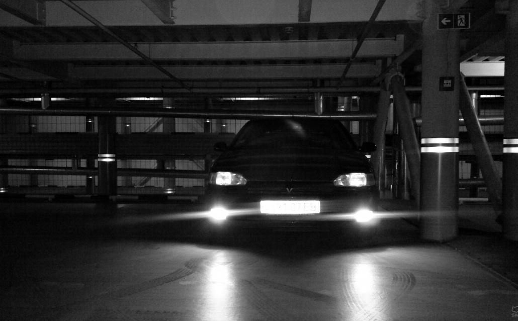 Renault Safrane I (B54) Редкий V6