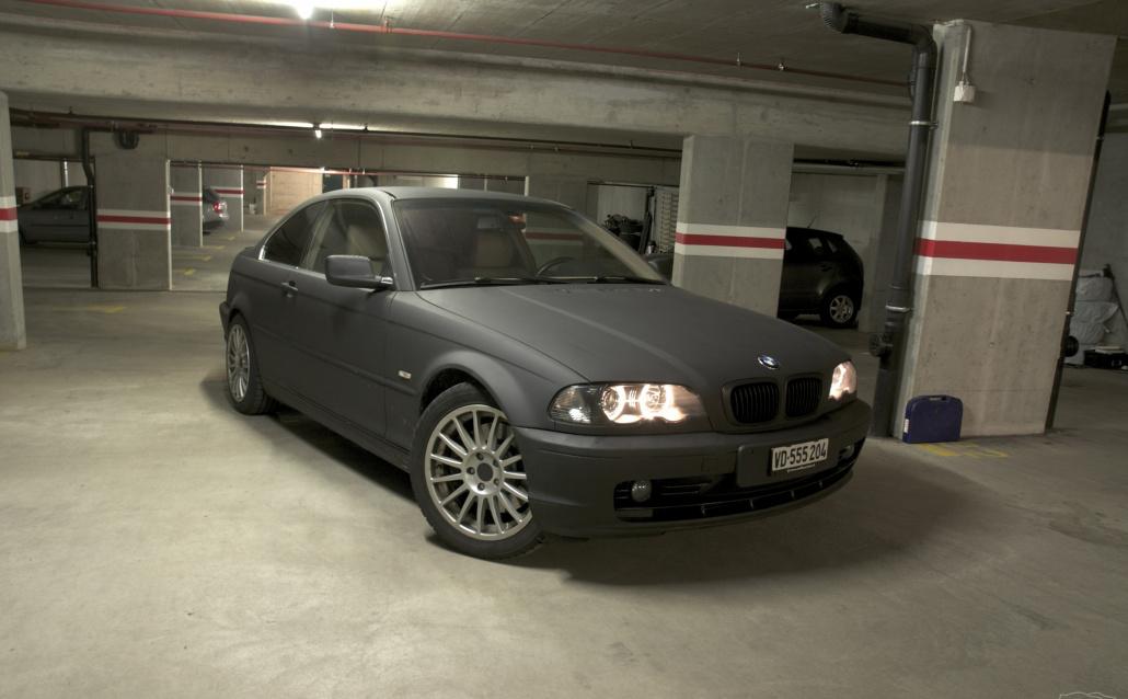 BMW 3er Coupe (E46) BMW 330Ci мой новый друг =)