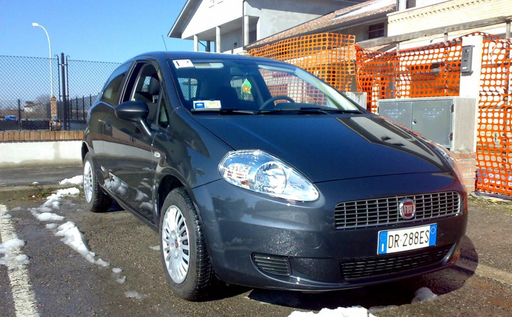 Fiat малыш