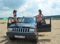 Jeep Grand Cherokee I (Z)