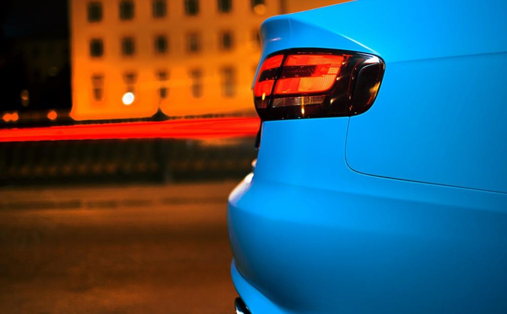 Audi A4 (B8) #slowpokeA4