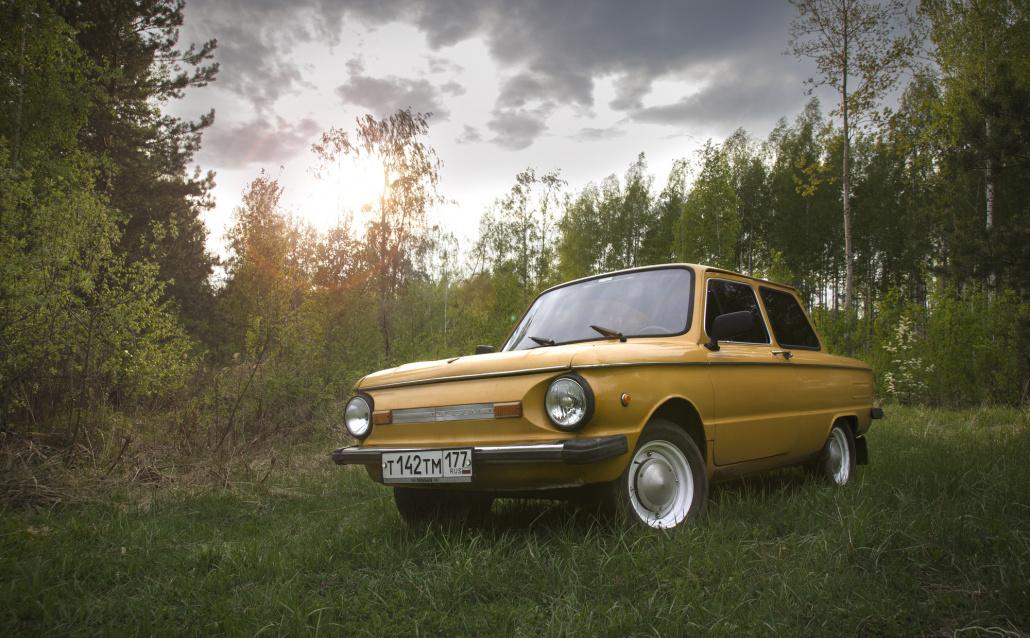 "ЗАЗ 968M ""М"" Ласто4ка"