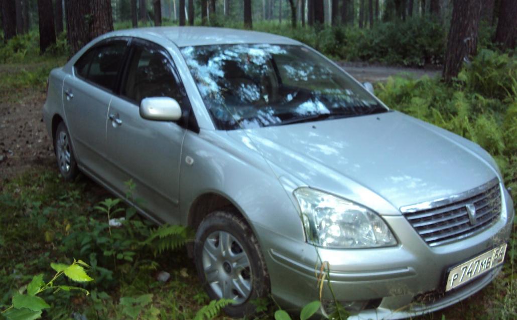 Toyota Premio I зая