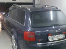 Audi S6 Avant  (4B,C5)