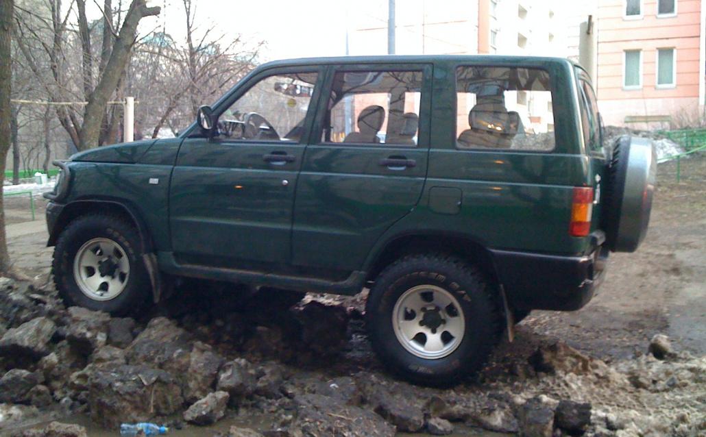 УАЗ 31601 Муррзик