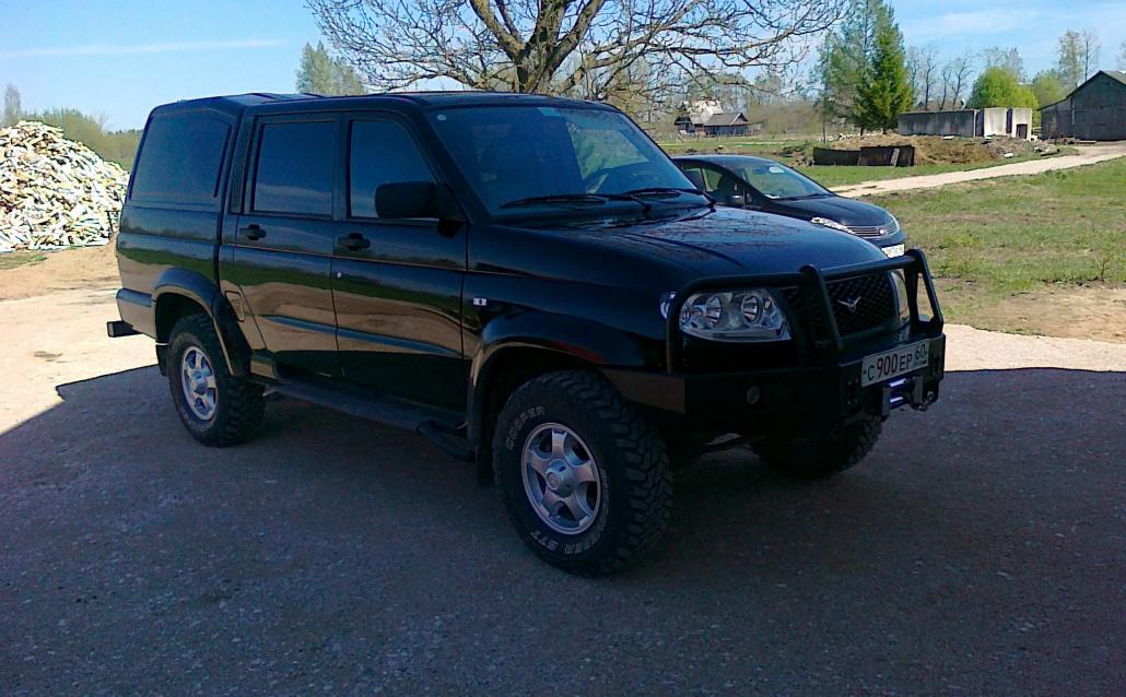 УАЗ 23632 Pickup ЖЫП