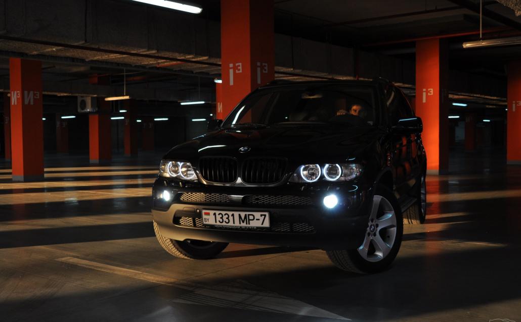 BMW X5 (E53) Чумовой