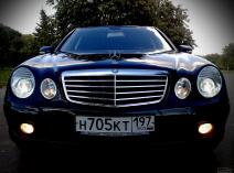 Mercedes-Benz E-klasse (W211)