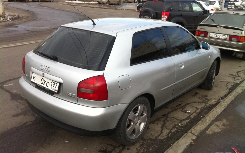 Audi A3 (8L) к0кс