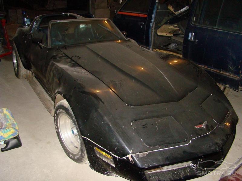 Corvette c3 1981 5700 v8