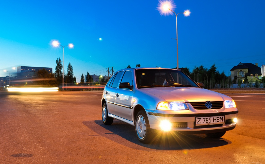 Volkswagen Pointer ГОЛ