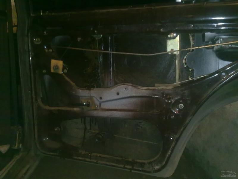 Тонировка авто 2107 своими руками 74