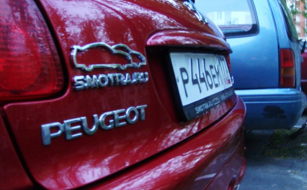 Peugeot 206 Спортсменка