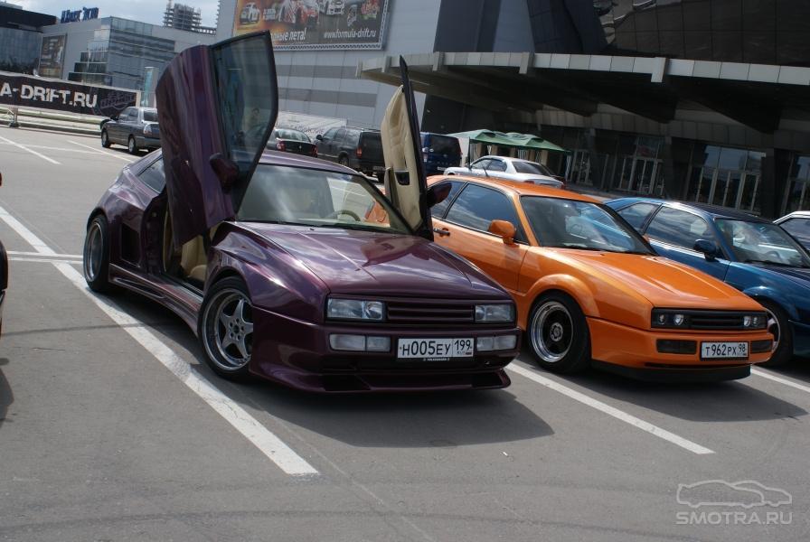 Volkswagen Corrado (53I) Ультрафиолет