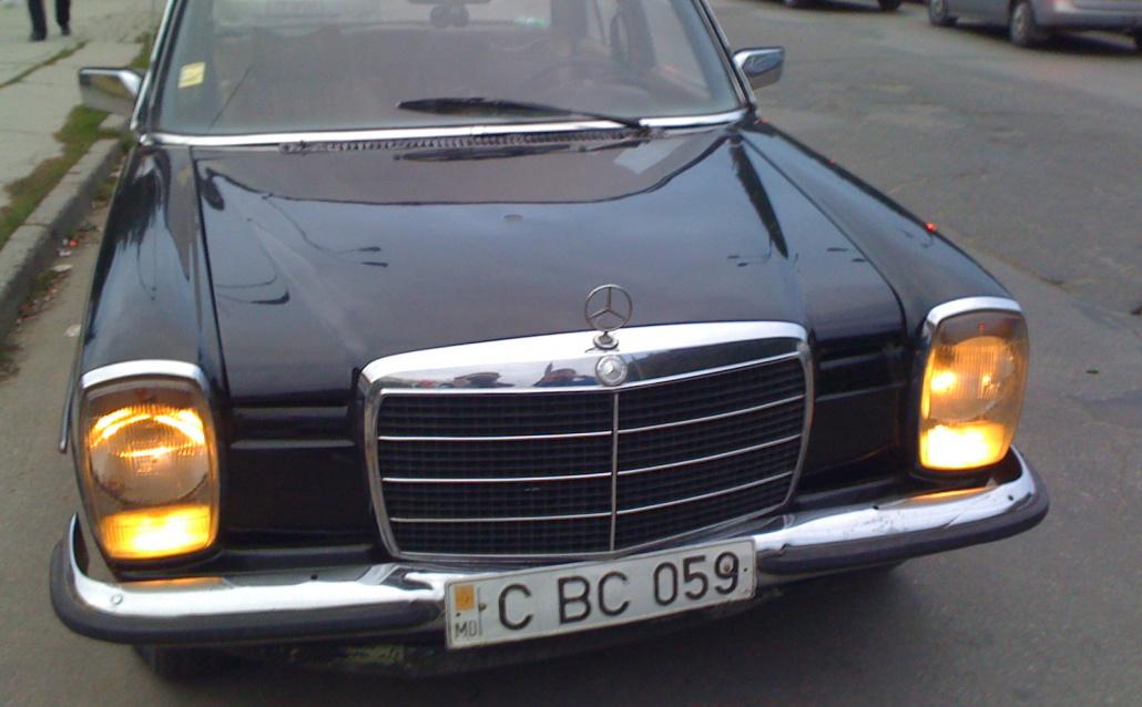 Mercedes-Benz /8 (W115) Бабушка