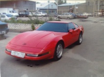 Chevrolet Corvette Coupe (YY)