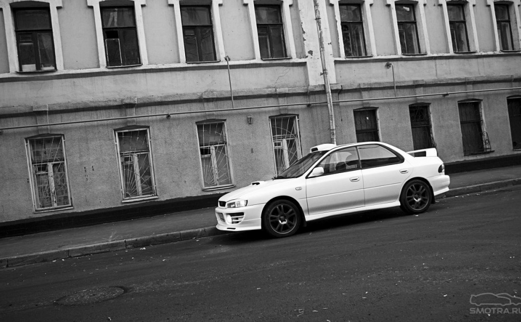 Subaru Impreza 22B 3.0 H6 EFR 8374