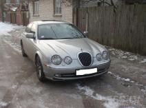 Jaguar S-type (CCX)