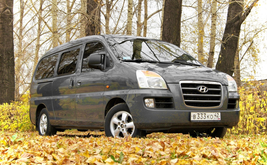 Hyundai Starex КАБАН