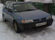 Nissan Sunny III (N14)