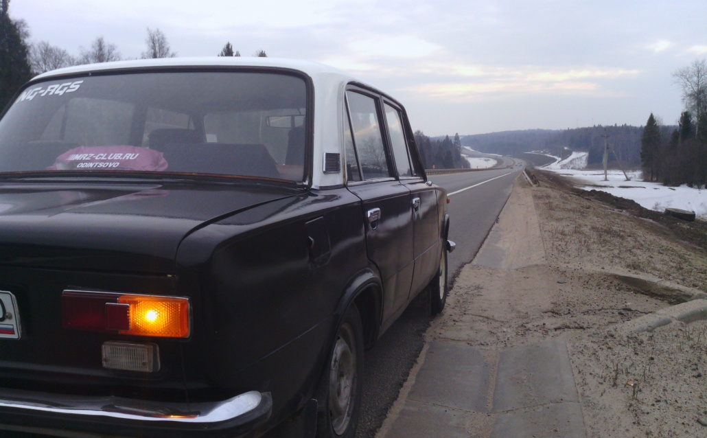 ВАЗ 21011 Катюшка