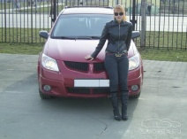 Pontiac Vibe I
