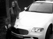 Maserati Quattroporte IV