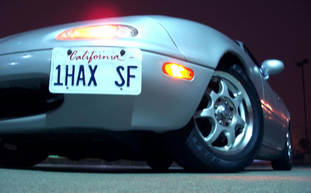 Mazda Mx-5 I (NA) зюзька