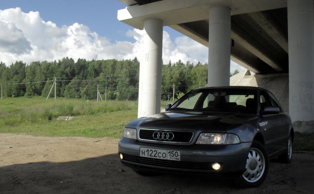 Audi A4 (8D,B5) Е.В.А