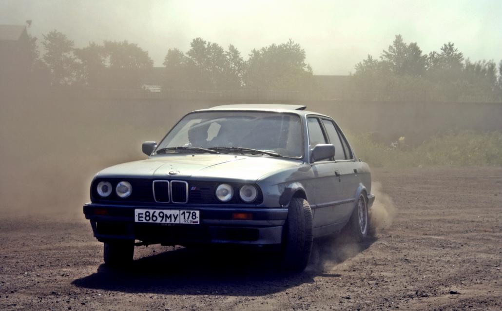 BMW 3er (E30) Немецкая Пуля (продана, 4-ая)
